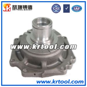 Precision Die Casting for Automotive Air Conditioning Compressor Cover pictures & photos