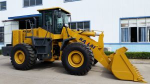 China Best Brand Kailai Brand Wheel Loader pictures & photos