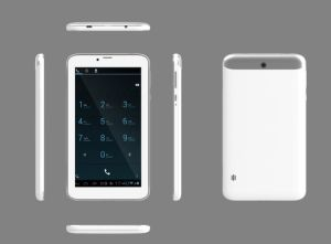 6.5′′ Mtk8312 Dual-Core 1GB+8GB+3G+GPS+Bt+Dual Camera Tablet PC