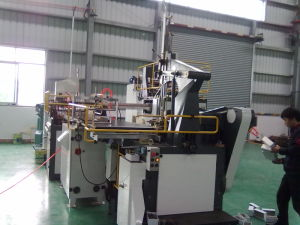 Automatic Rigid Box Making Machine (LY-600ZH) pictures & photos