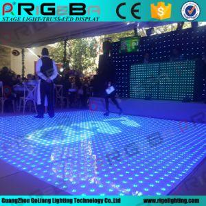 Super Slim 1*1m LED Digital Dance Floor for Stage DJ Light pictures & photos