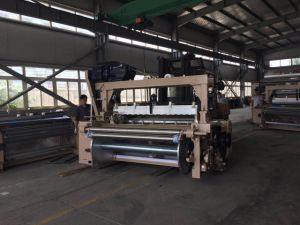 851 Model Water Jet Loom Running Good in India pictures & photos