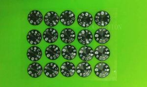 Aluminum Custom Graphic Overlay Nameplate pictures & photos