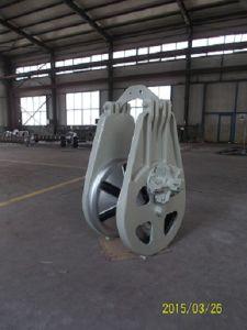 Marine Hydraulic Rubber Power Block (BTW1-38) pictures & photos