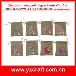 Easter Decoration (ZY16Y773-1-2-3-4-5-6-7-8) Easter New Style Decoration Floral Pattern Rabbit pictures & photos