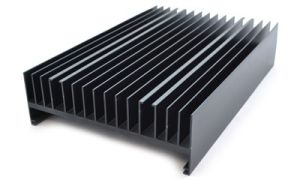 Alminum Heat Sink Extrusion for LED Panel pictures & photos