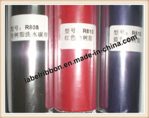 High Quality Black Resin Thermal Transfer Ribbon pictures & photos