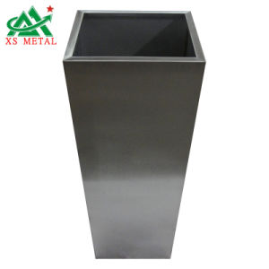 Customized Stainless Steel Plant Pot (XS-SP020)
