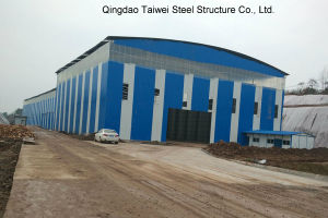 Designed for Africa Market Steel Structure Workshop pictures & photos