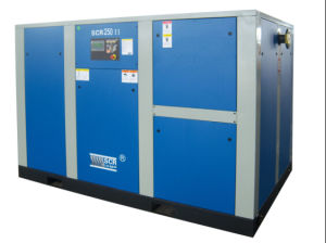 Direct Driven Rotary/Screw Air Compressor (SCR250II Series) pictures & photos