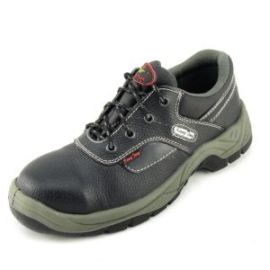 Customized Comfortable Portective Split Leather Safety Shoes Ce 345 pictures & photos