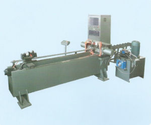 Square Pipe Hole Punching Machine, Square Tube Hole Punch Line pictures & photos
