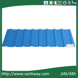 Color Coated Wall&Roofing Corrugated Sheets pictures & photos