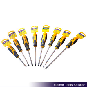 Slotted Screwdriver for Home Use (T02378-A) pictures & photos