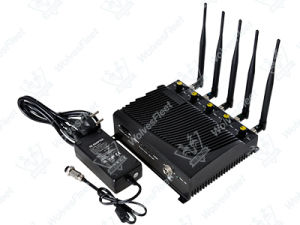 Indoor Cell Phone Jammer Moblie Phone Signal Jamming Tg-5ca pictures & photos
