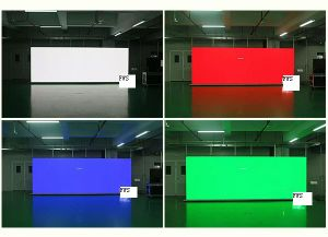 Indoor pH5 Double Side Taxi Roof LED Screen pictures & photos