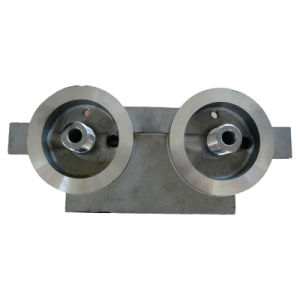 China OEM Custom Gravity Casting Aluminum Parts with Ts 16949 pictures & photos