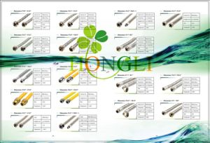 Page 5/6 Wire Braided Stainless Steel Shower Hose pictures & photos