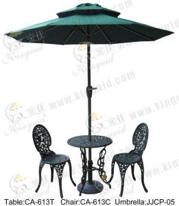 Cast Aluminium Furniture, Outdoor Furniture Ca-613tc pictures & photos