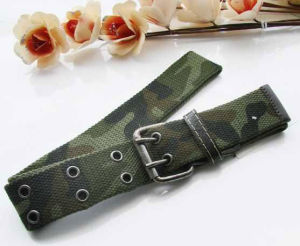 Military Waist Cotton Belt Mens Womens pictures & photos
