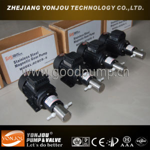 Boiler Circulation Magnetic Driven Gear Chemical Pump (CQCB) pictures & photos