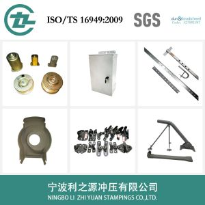 Electrical Motor Parts Stamping Metal Parts pictures & photos