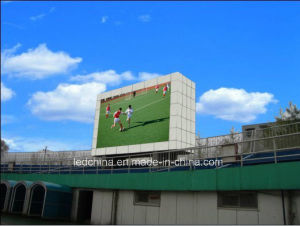 P10 Outdoor Full Color LED Display Board for Football Stadium pictures & photos