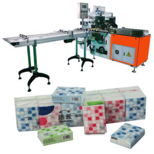 Automatic Pocket Tissue Paper Packing Machine (12 in 1) pictures & photos