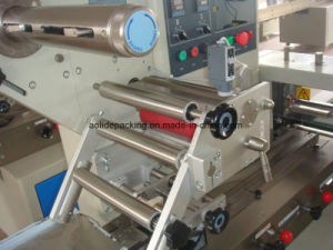 High Quality Low Price Hinges Hardware Automatic Pillow Roll Packing Machine pictures & photos