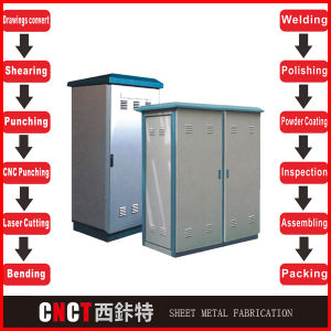 Custom Made Metal Cabinet Price pictures & photos