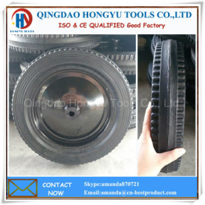 Supplier of Crumb Rubber Wheel pictures & photos