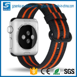 Woven Nylon Strap Replacement Wrist Band for Apple Watch pictures & photos