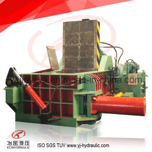 Ydf-250A Hydraulic Horizontal Waste Scrap Iron Baler (hot-sale) pictures & photos