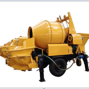 Lasted Technology Jbt30 Factory Supply Products Concrete Mixer with Pump pictures & photos