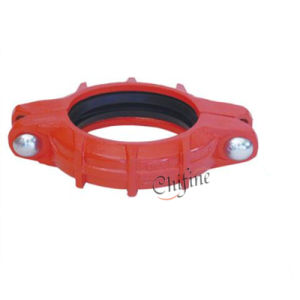 Sand Cast Ductile Iron Grooved Flexible Coupling pictures & photos