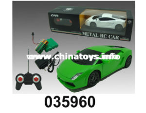 1: 24metal Diecast Model Car Electric RC Toy Car (035960) pictures & photos