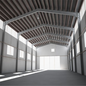 Certificated Prefabricated Warehouse Ltx529 pictures & photos