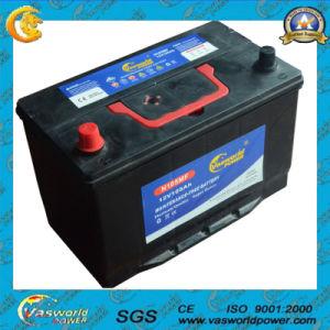 12V75ah JIS Standard Maintenance Free Korean Car Battery pictures & photos