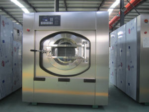CE Approved 100kg Laundry Washer Extractor (XGQ-100) pictures & photos