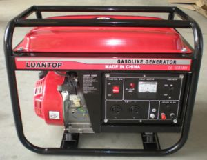 New Panle Gasoline Generator 5.5HP 168f pictures & photos