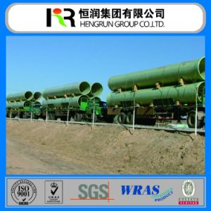 Corrosion Resistance High Strength GRP Pipe pictures & photos