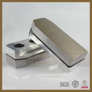 Diamond Fickert for Granite, Diamond Metal Fickert Abrasive for Granite, Diamond Abrasives pictures & photos