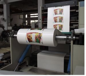 6 Color Flexo Printing Machine for Paper Cup pictures & photos