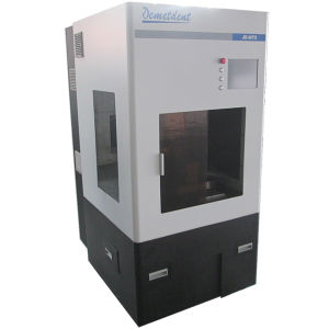 High Standards CNC Dental CAD Cam Engraving Machine for Lab pictures & photos
