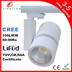 Wholesale COB Dimmable 10W 20W 30W 40W 50W LED Track Light