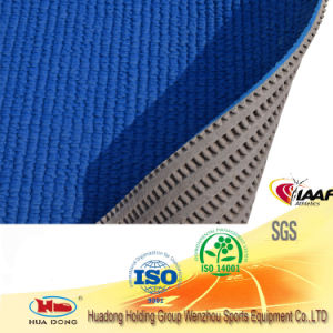 Anti-Slip Recycled Rubber Mat for Playground Sports Flooring Rolls pictures & photos