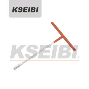 Hot Sale Kseibi 6-19mm CRV Plastic Handle T Type Wrench pictures & photos