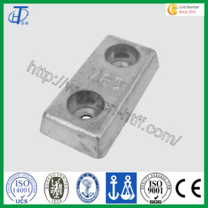 High Quality Zinc Anode for Pressure Water Tank