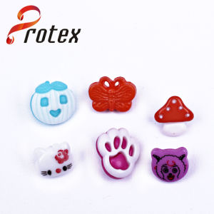 Baby Clothing Plastic Button From China pictures & photos