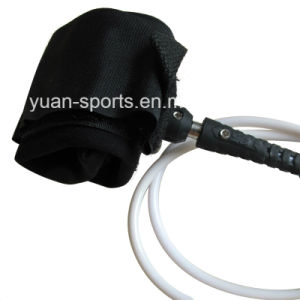 Surf Leash, Leg Rope 6′ for Surfboard pictures & photos
